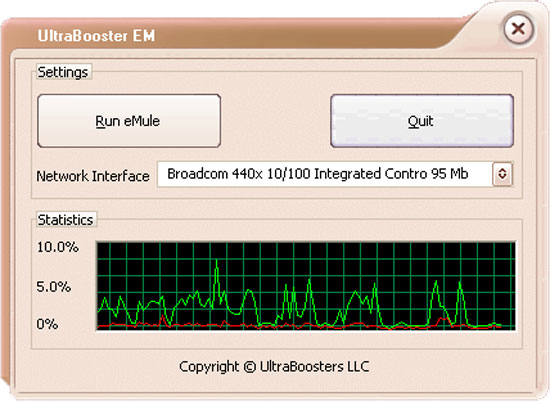 UltraBooster for eMule – ultra boosters